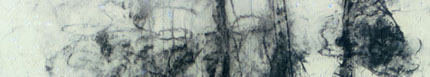 Landscape in charcoal (detail)